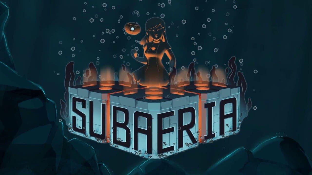 subaeria prepares for release on