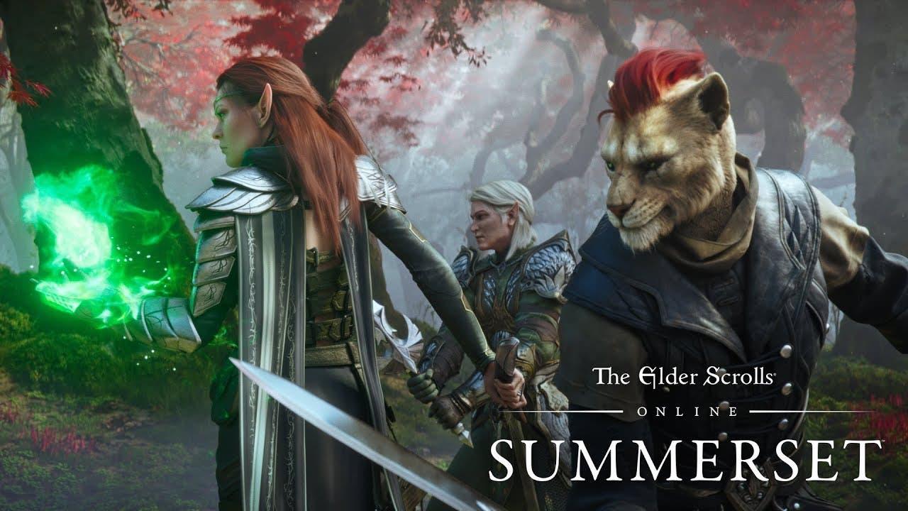the elder scrolls online summers