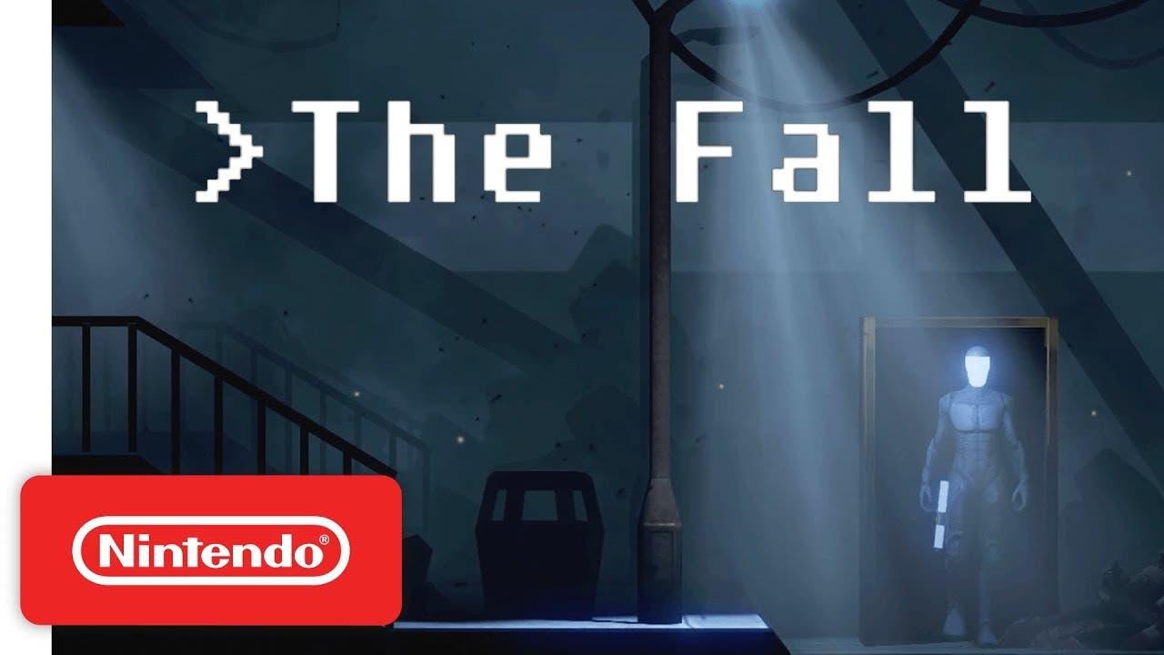the fall comes to nintendo switc