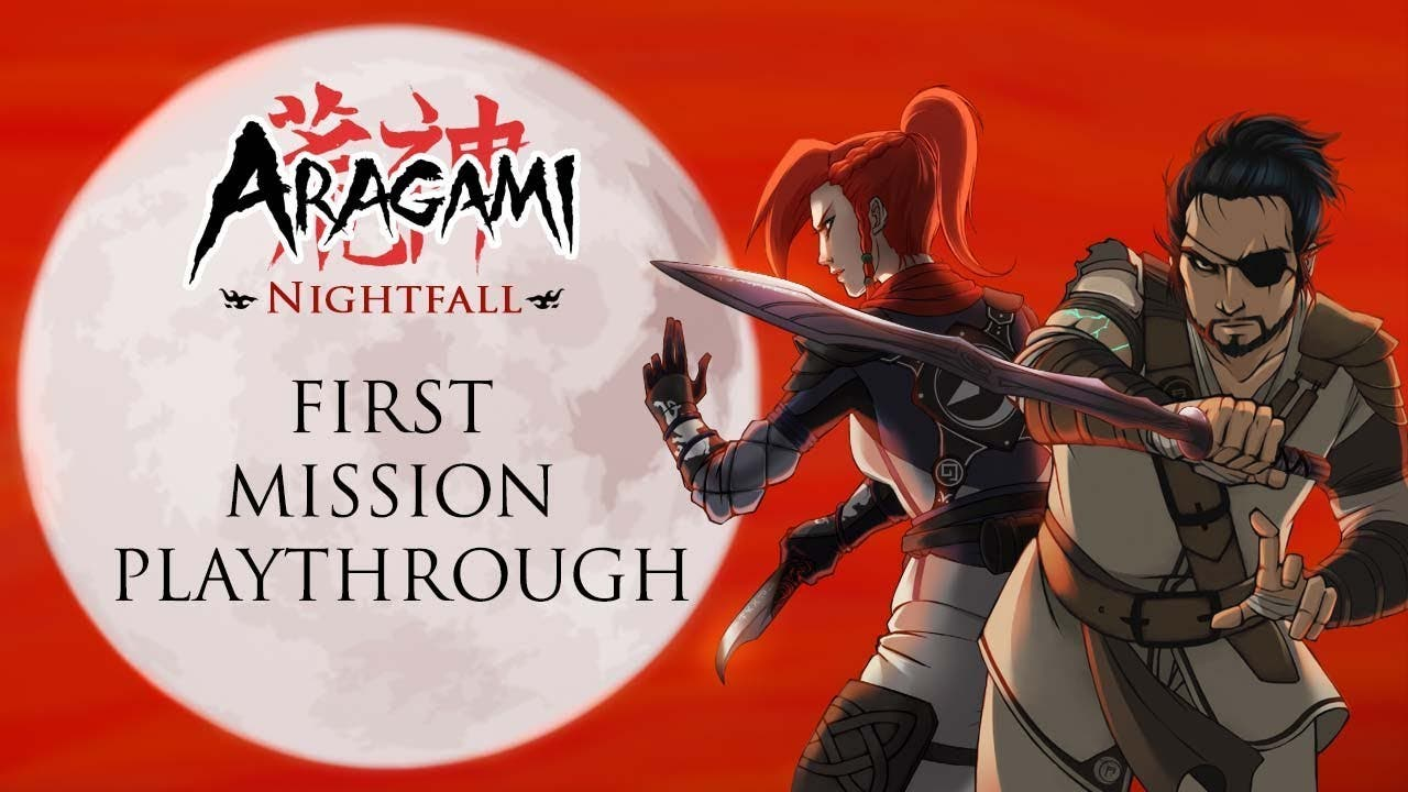 watch the first mission playthro