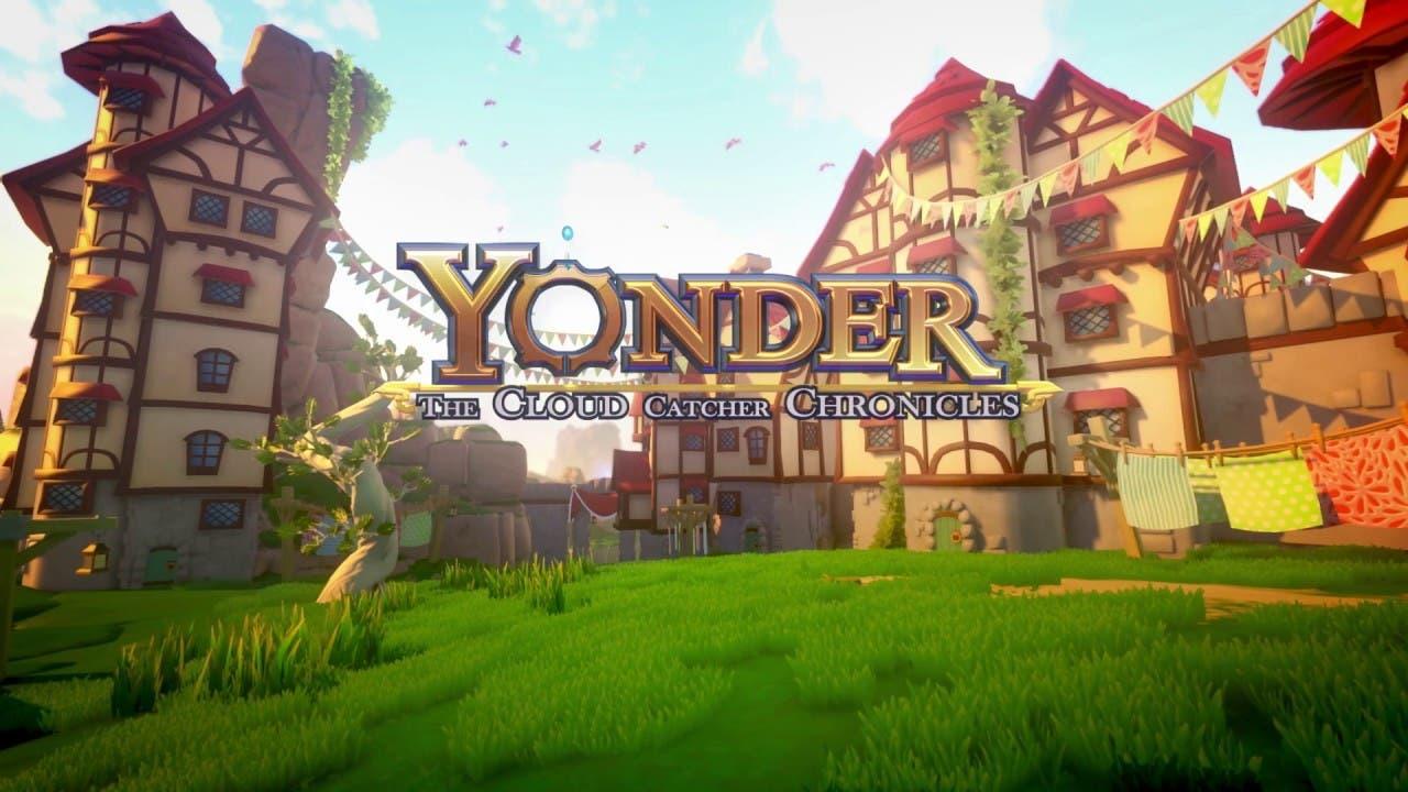 yonder the cloud catcher chronic