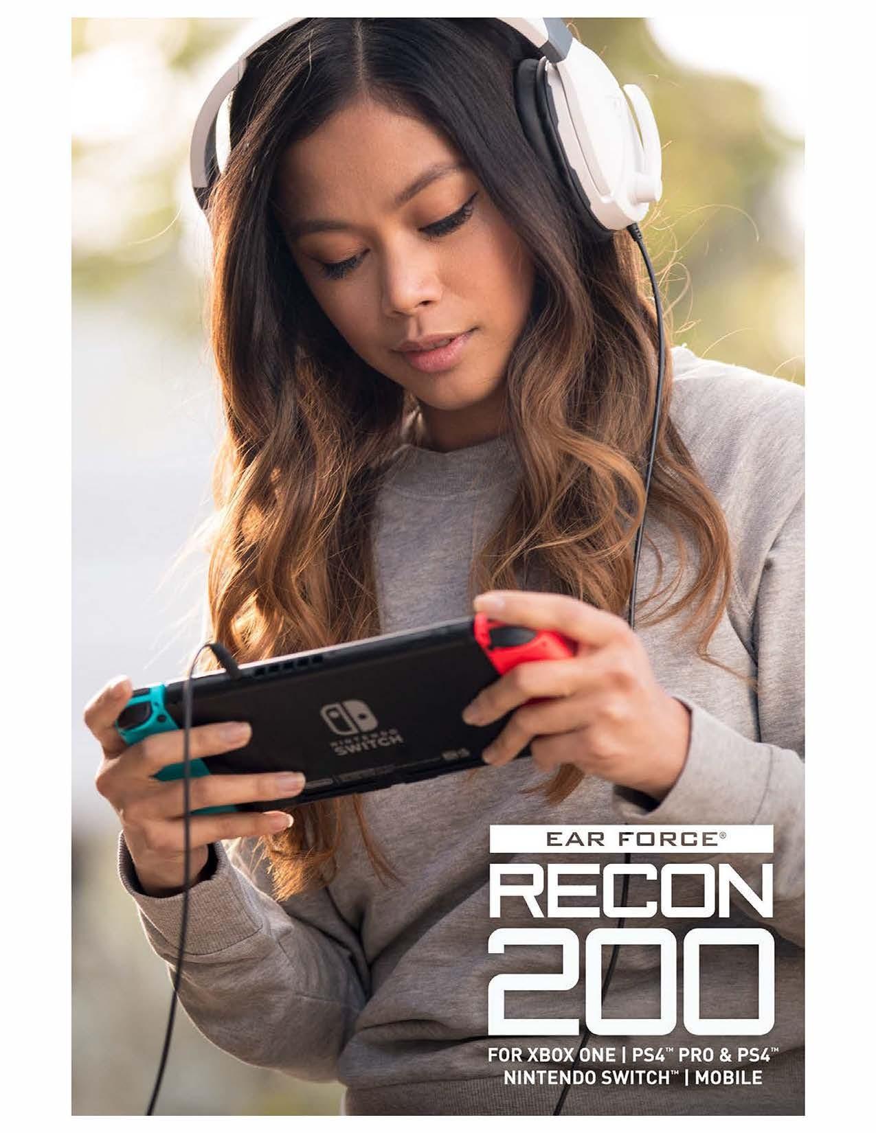 Recon 200 Nintendo Switch