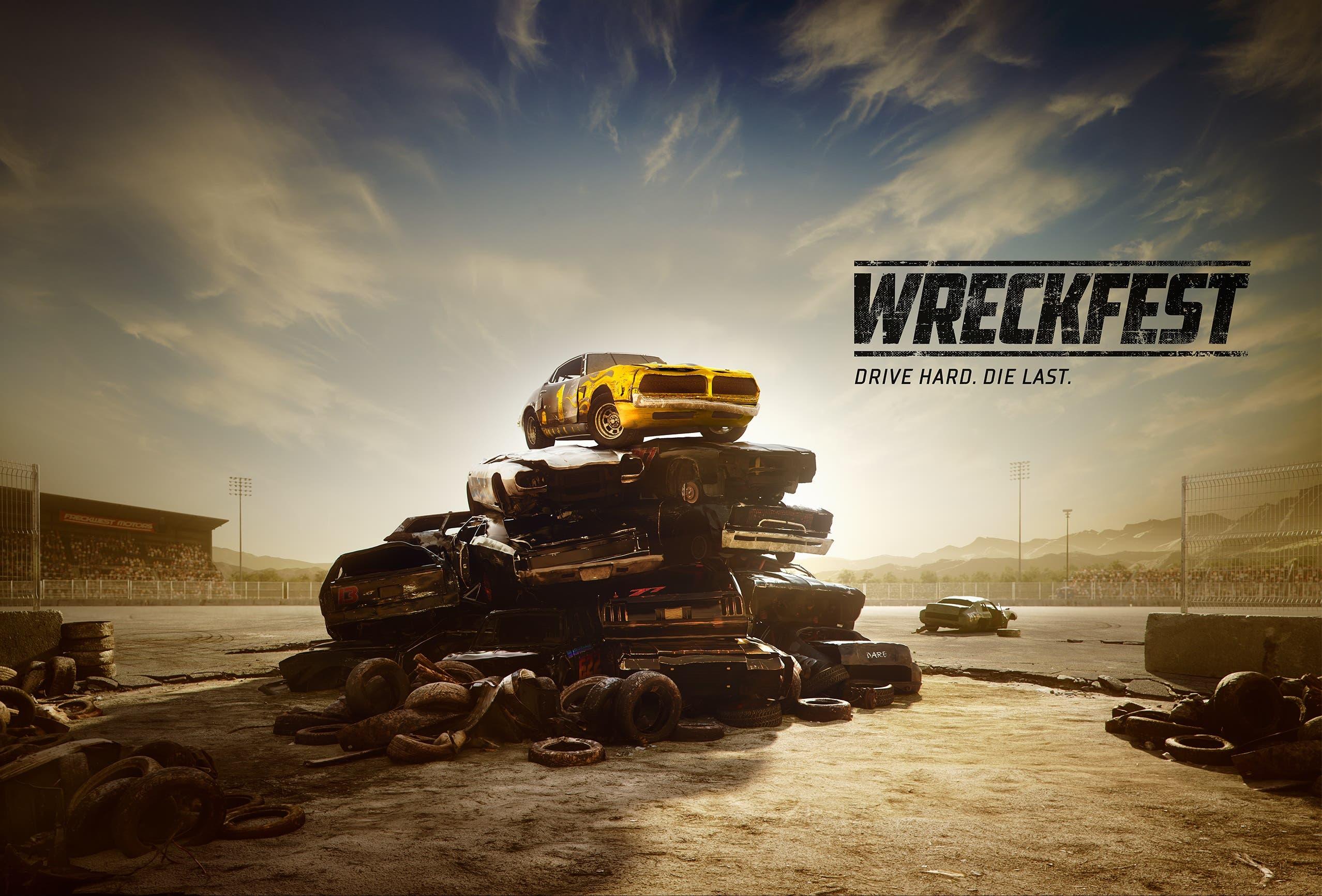 Wreckfest artwork