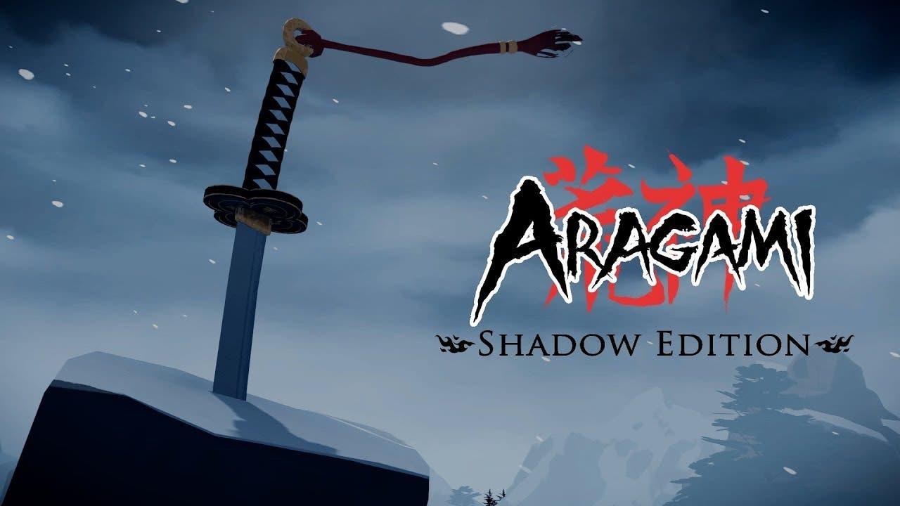 aragami shadow edition is now av