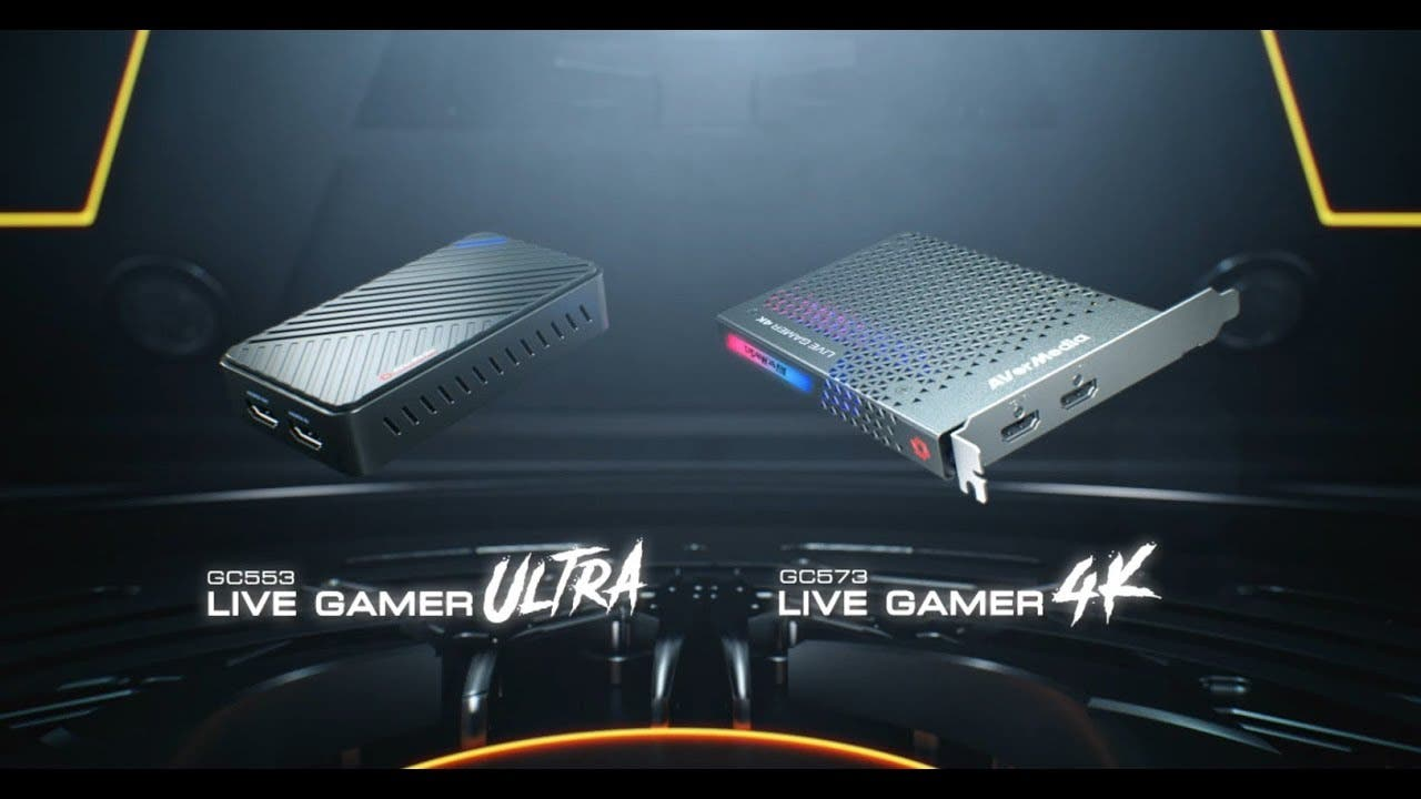 avermedia releases new live game