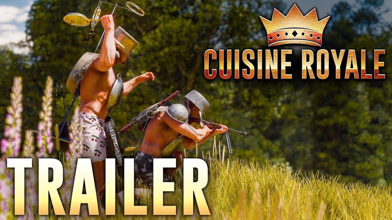 cuisine royale is a battle royal