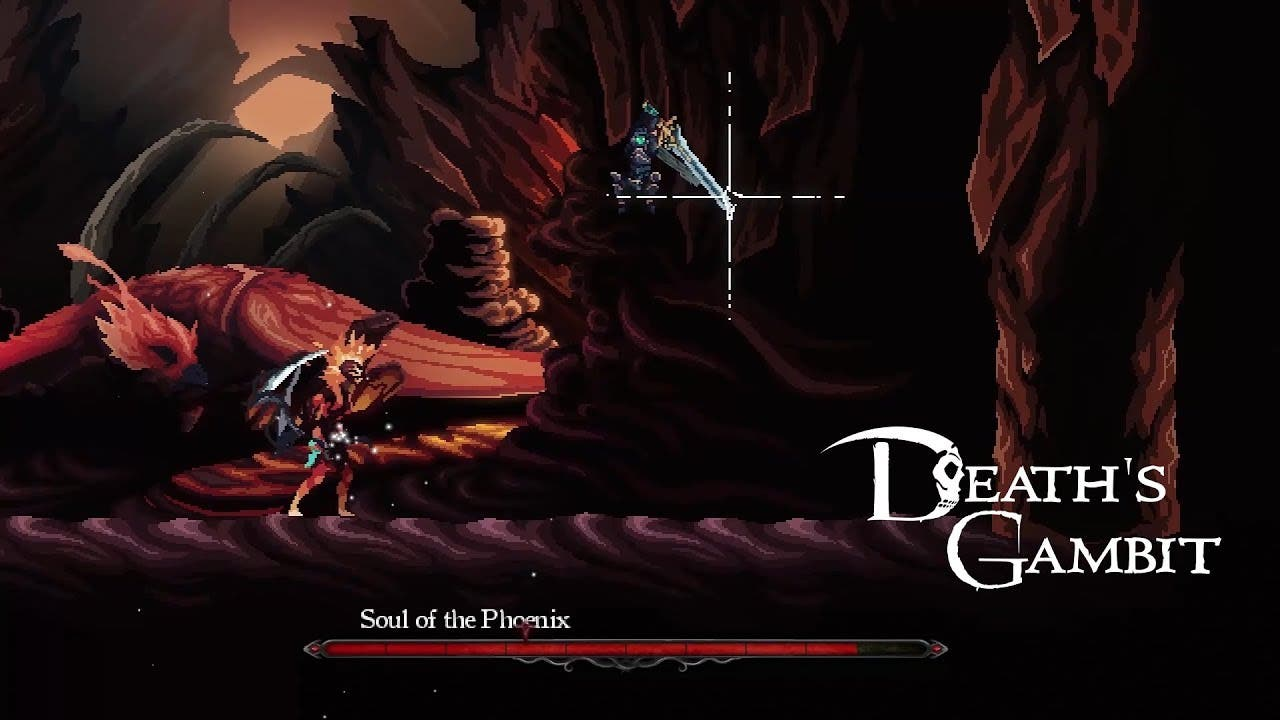 deaths gambit new gameplay trail