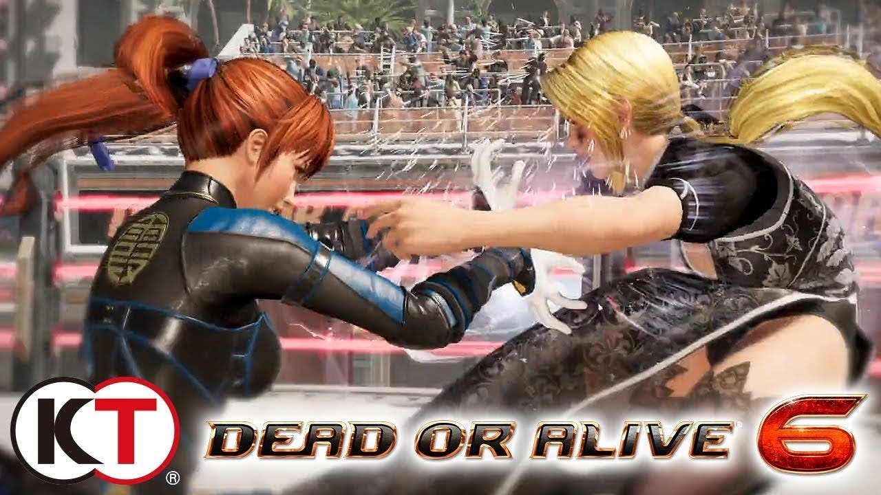 e3 2018 dead or alive 6 revealed