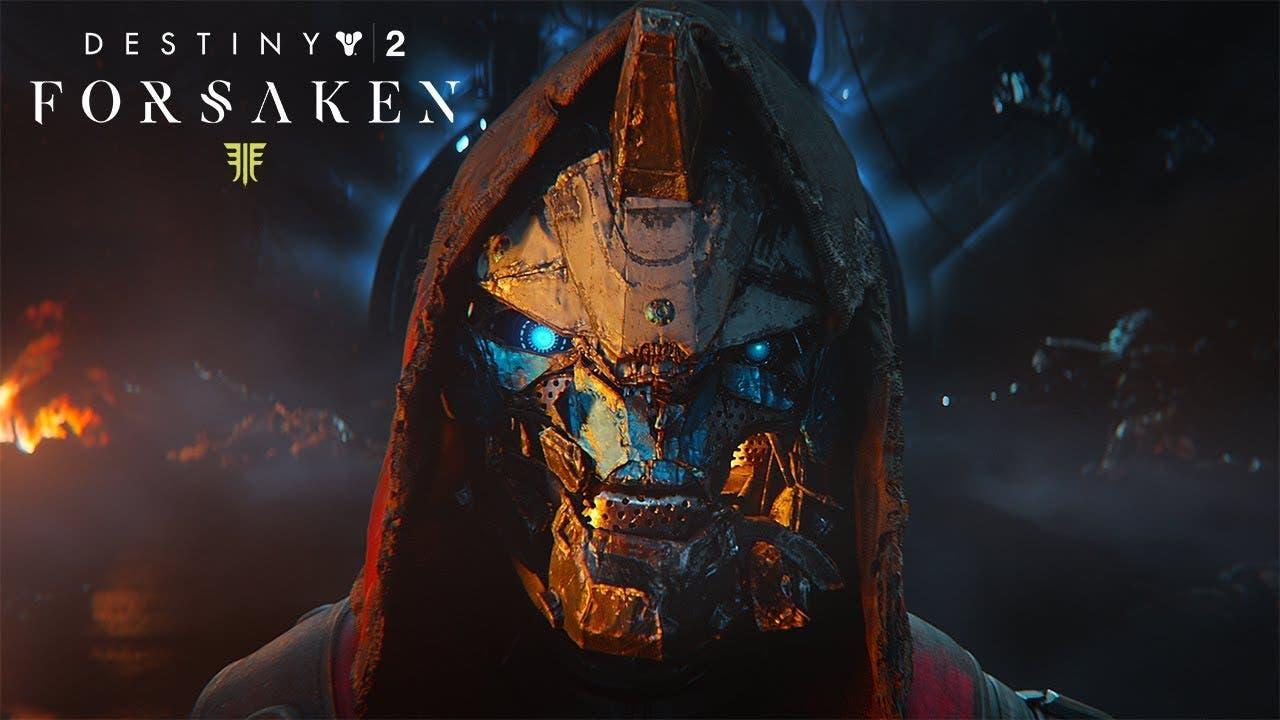e3 2018 destiny 2 forsaken story