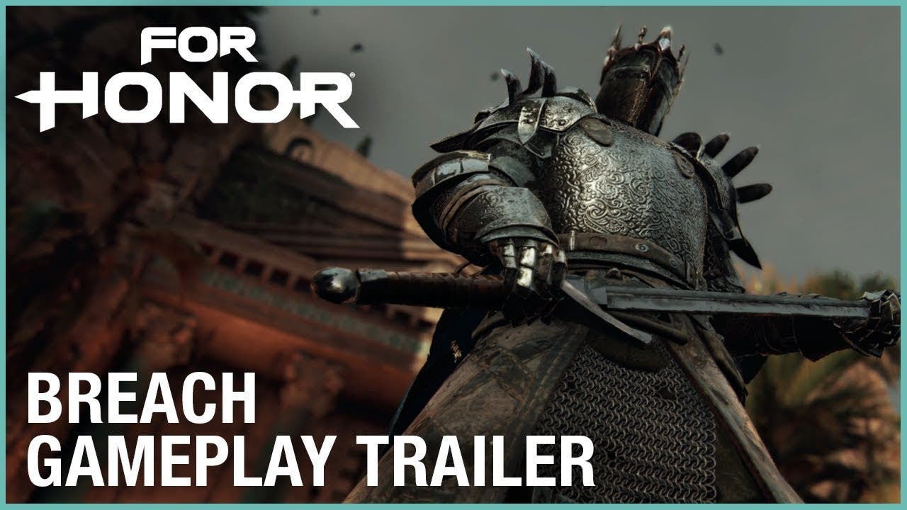 e3 2018 for honor gets four new