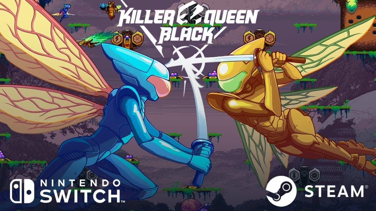 e3 2018 killer queen black annou