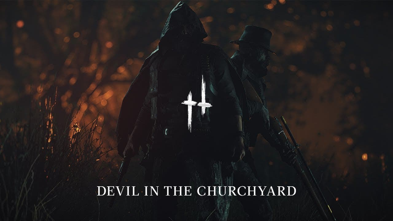 hunt showdown receives second up