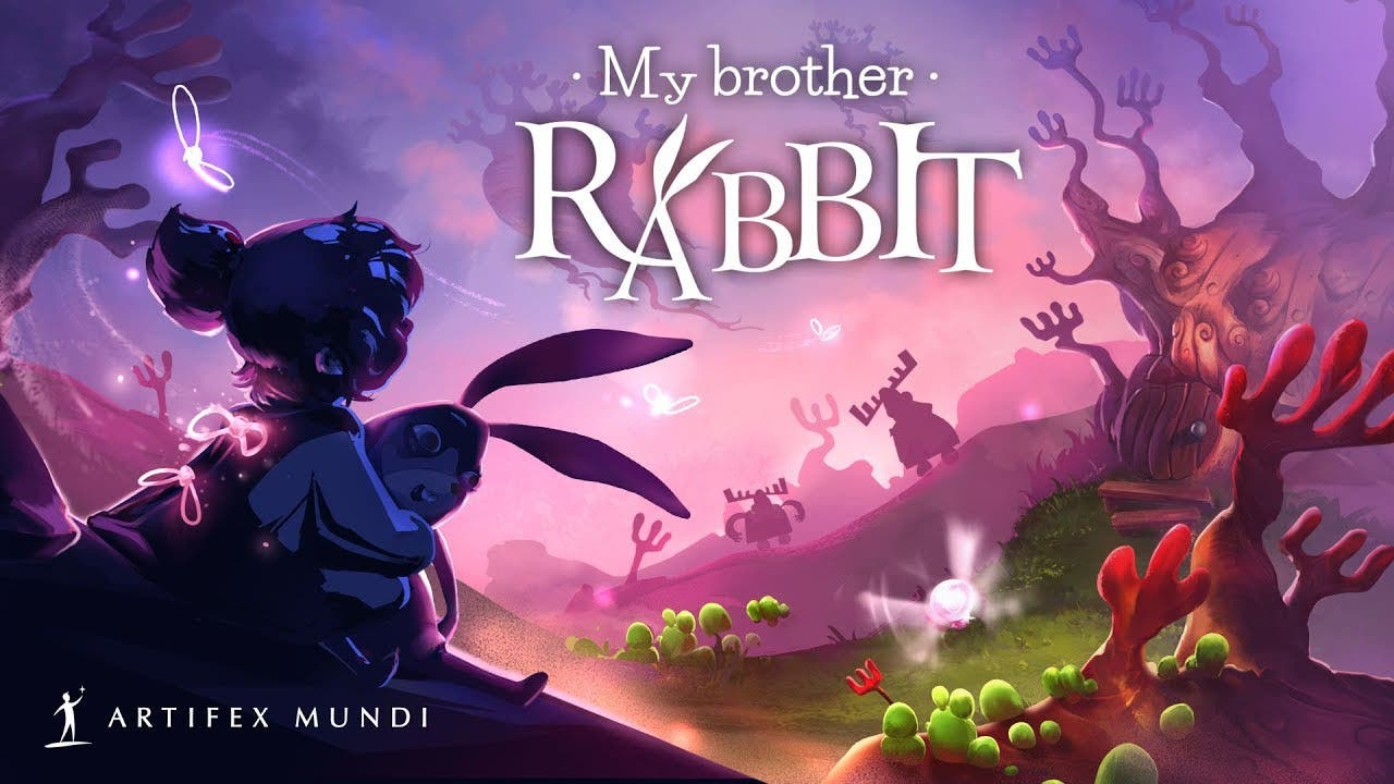 my brother rabbit from artifex m