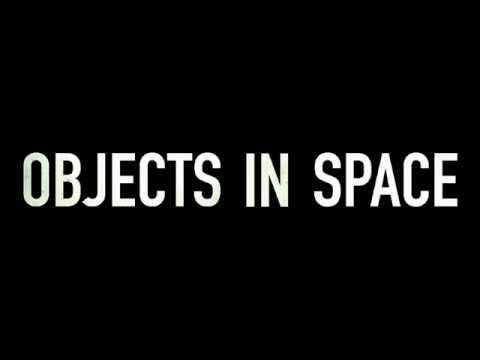 objects in space floats towards