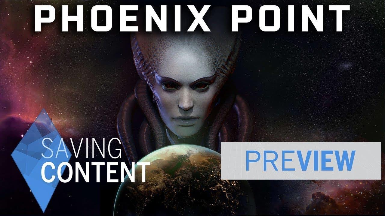 phoenix point backer build 1 pre