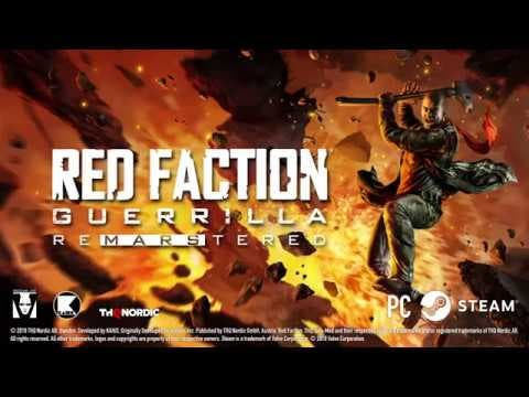 red faction re mars tered editio