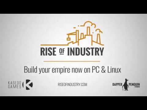 rise of industry gets major over