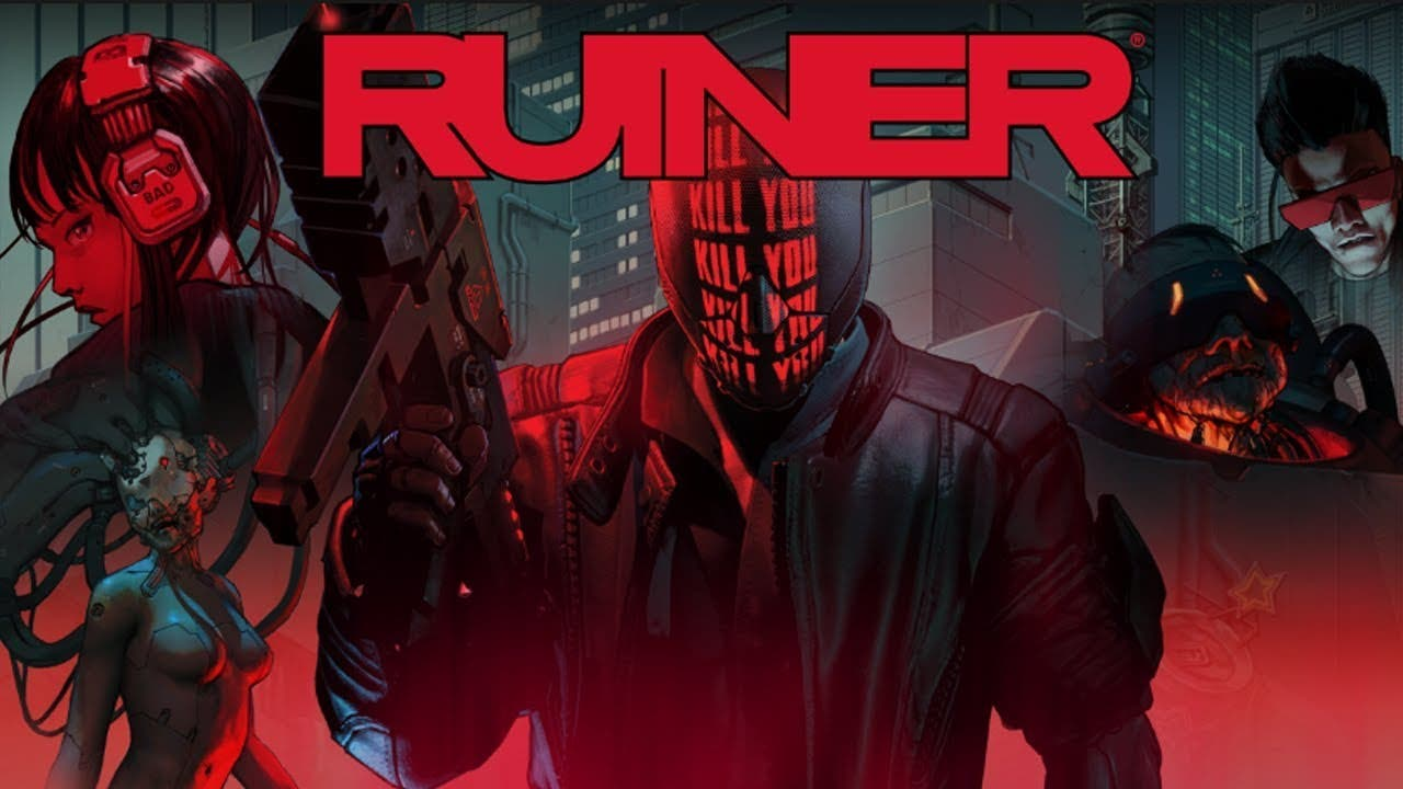 ruiner soaks your pc ps4 and xbo