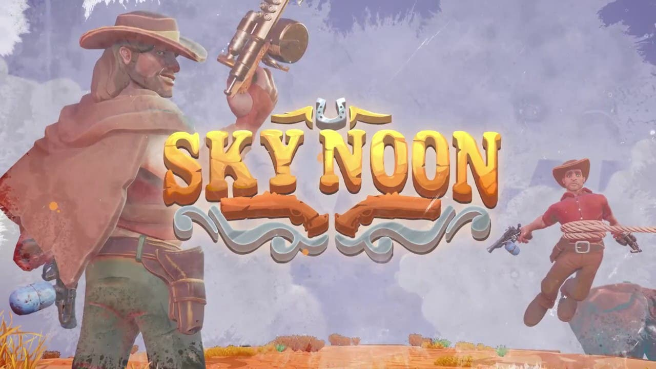 sky noon the air powered first p
