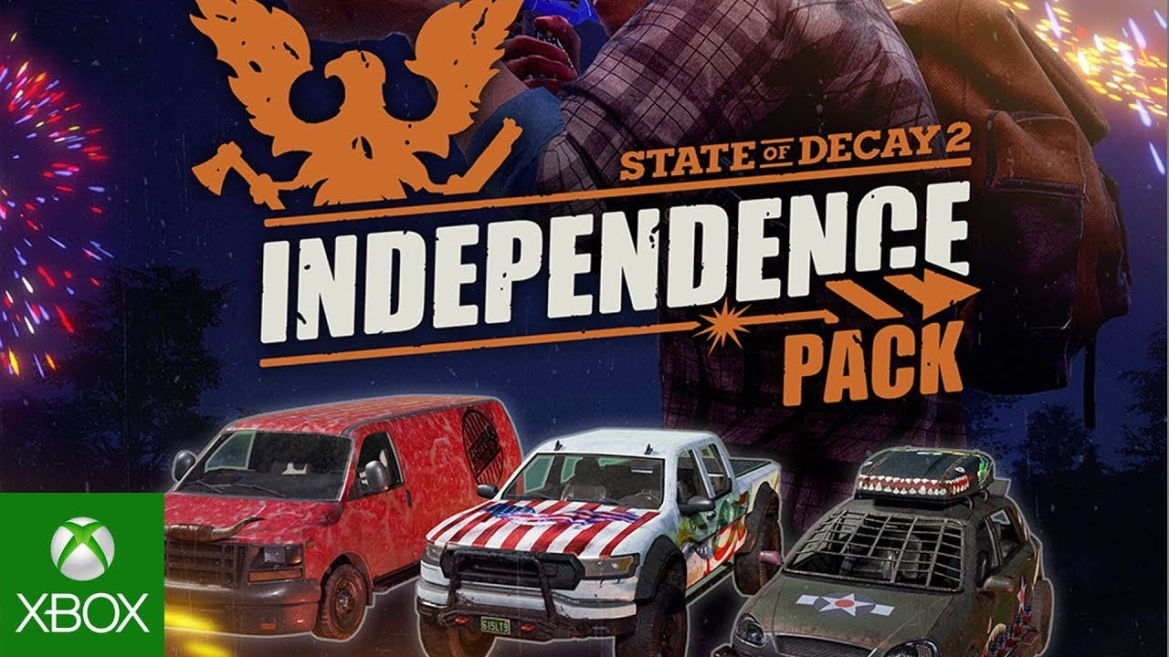 state of decay 2 celebrations th
