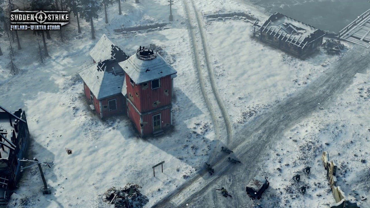 sudden strike 4 heads to finland