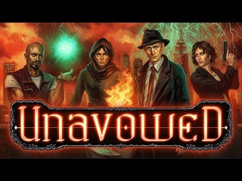 unavowed from wadjet eye games i