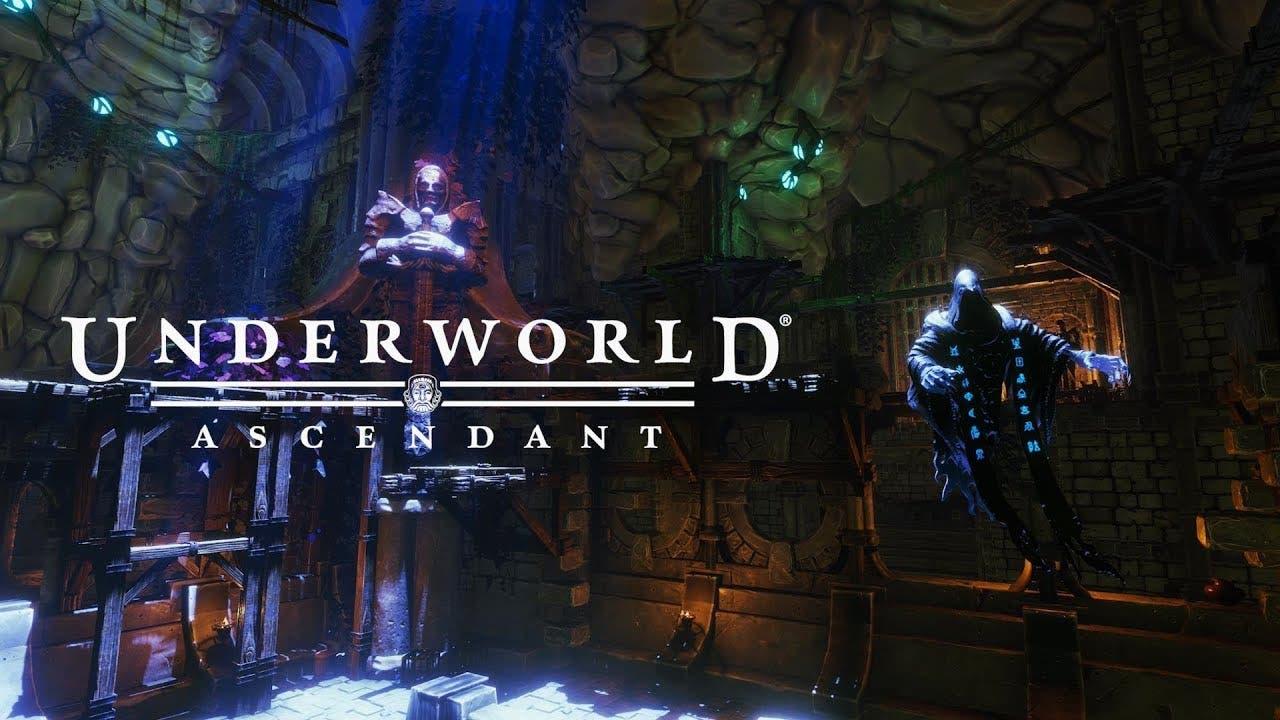 underworld ascendant e3 trailer