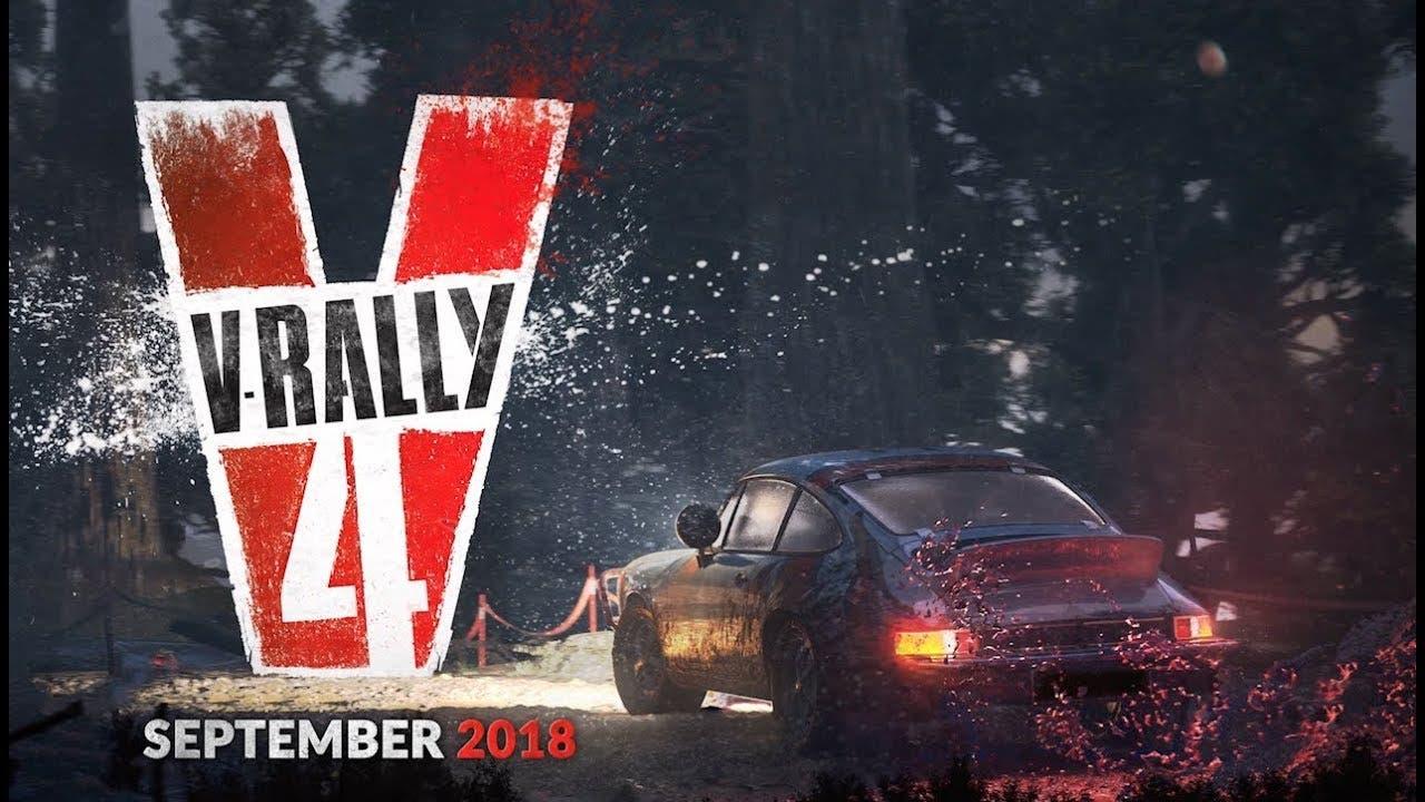 v rally 4 trailer showcases two