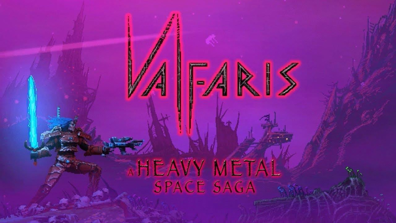 valfaris developer gameplay cove