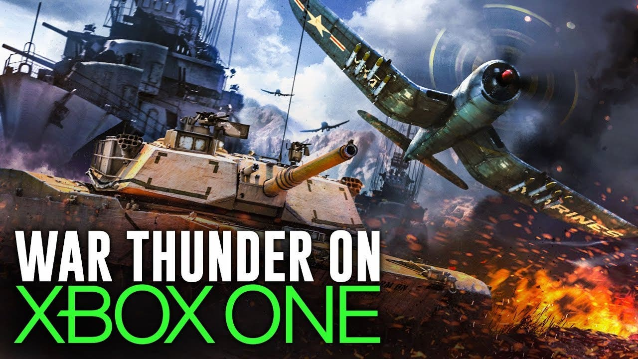 war thunder launches on xbox one
