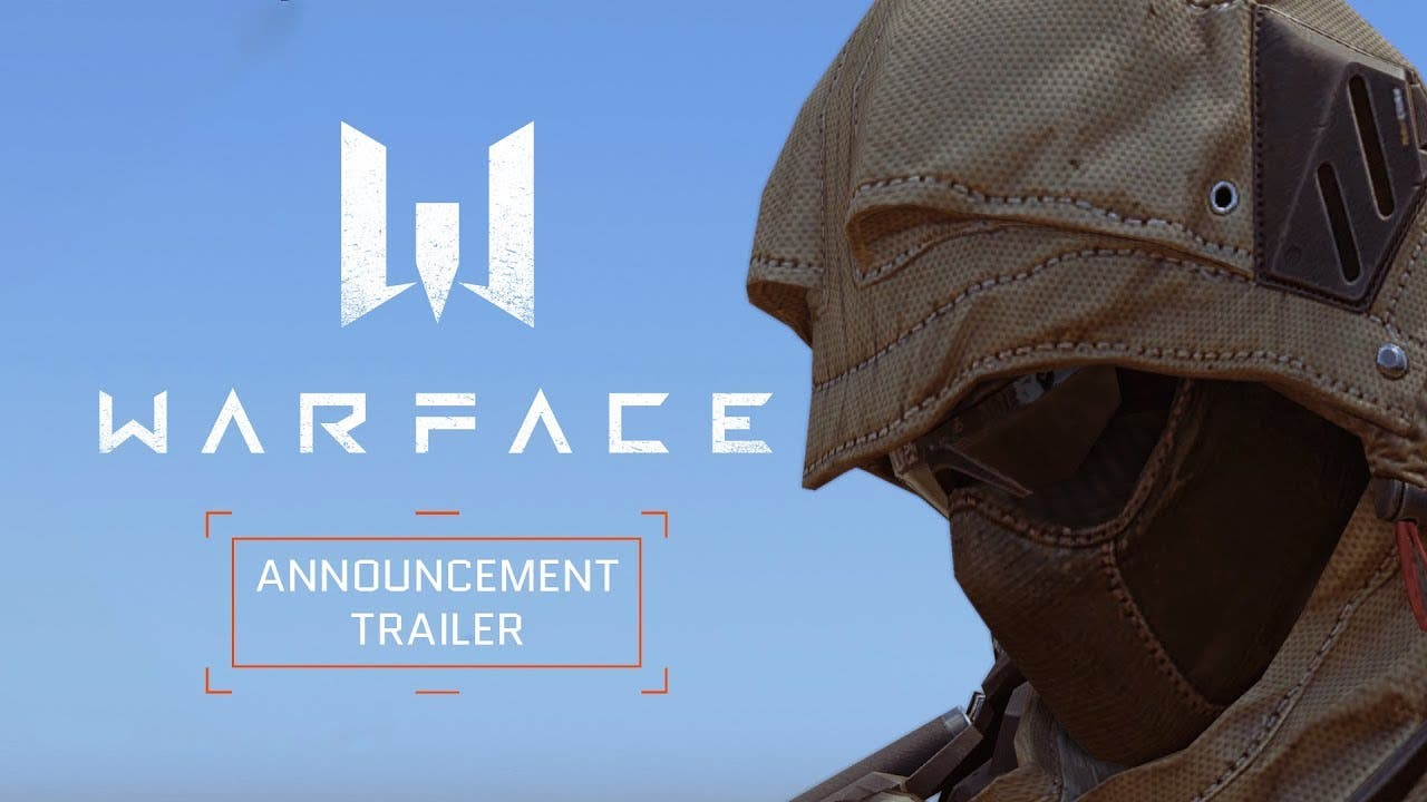 warface is coming to playstation