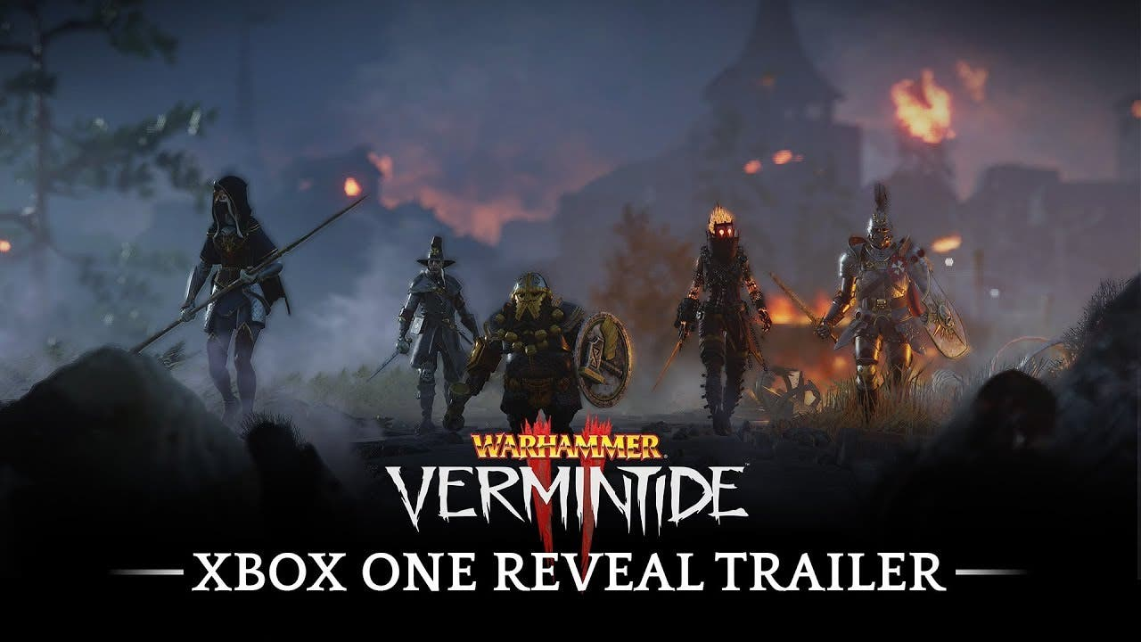 warhammer vermintide 2 comes to