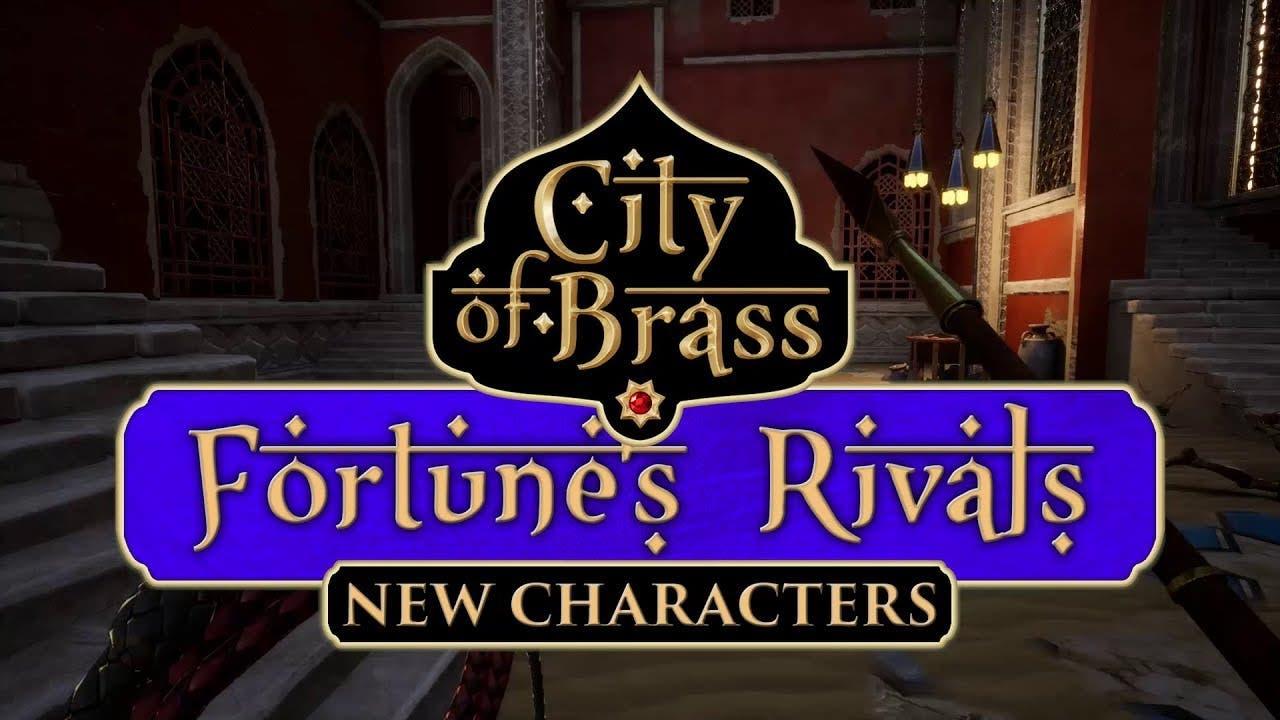 city of brass gets free update f