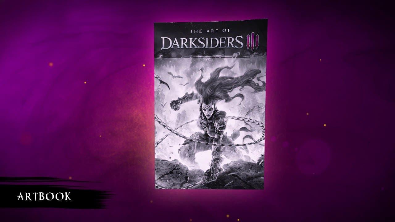 darksiders iii gameplay trailer