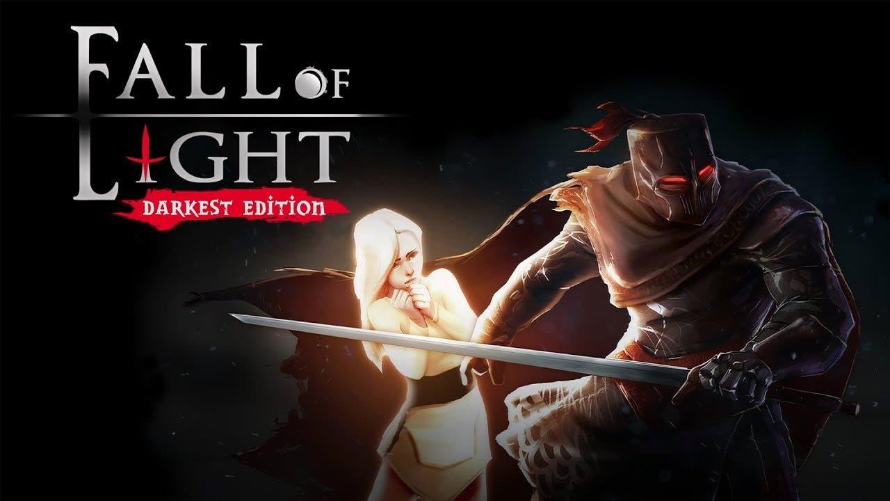 fall of light darkest edition an
