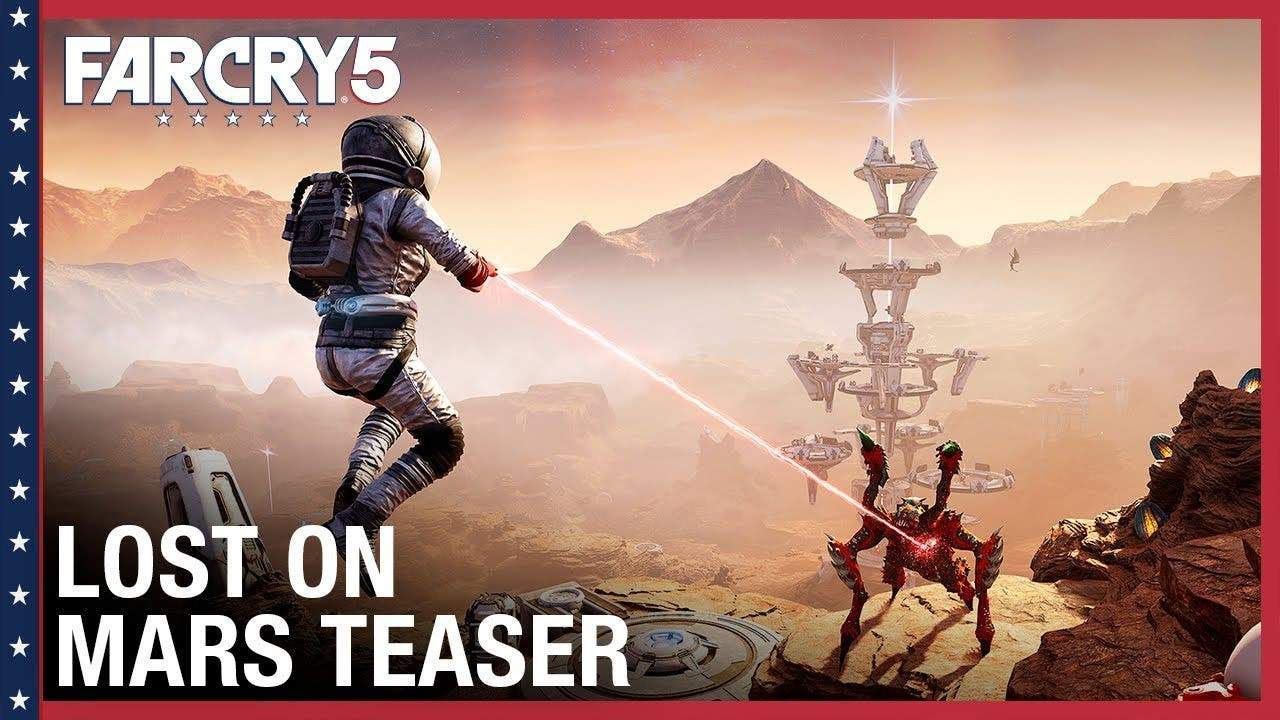 far cry 5 lost on mars asks you