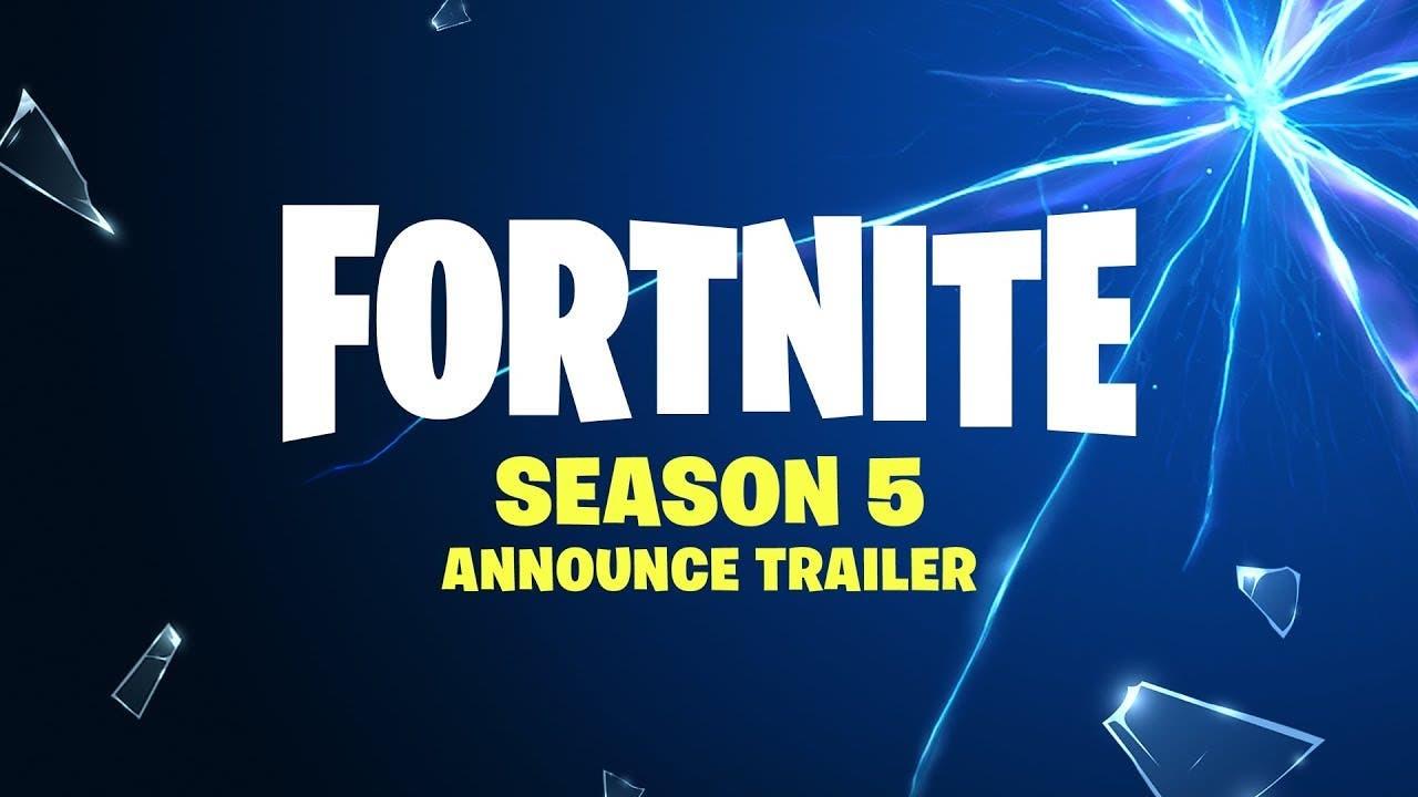 fortnite battle royale season 5
