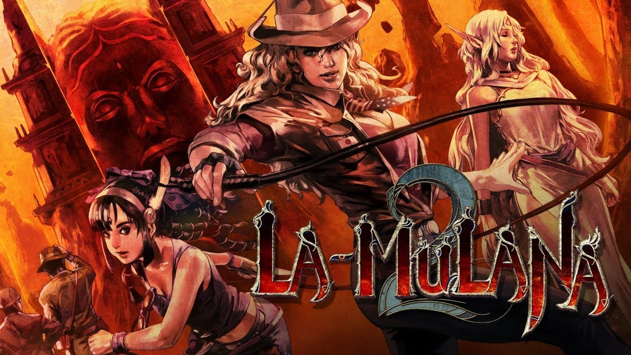 la mulana 2 is available now on