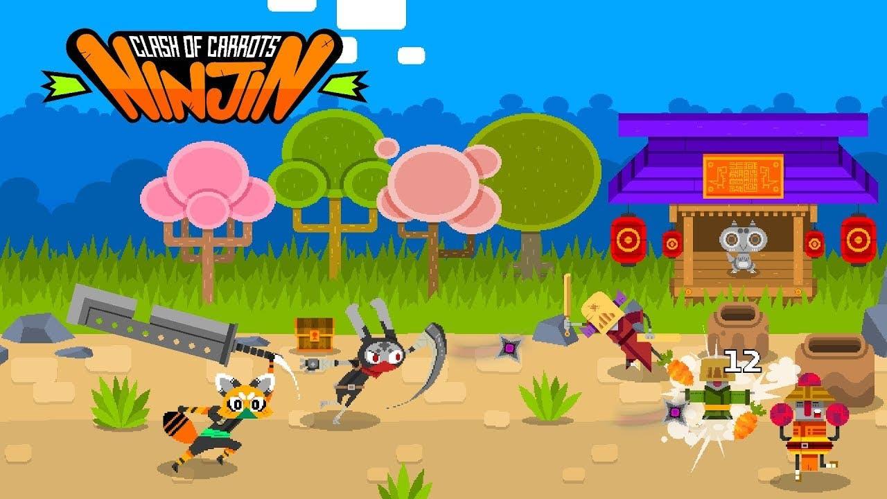 ninjin clash of carrots announce