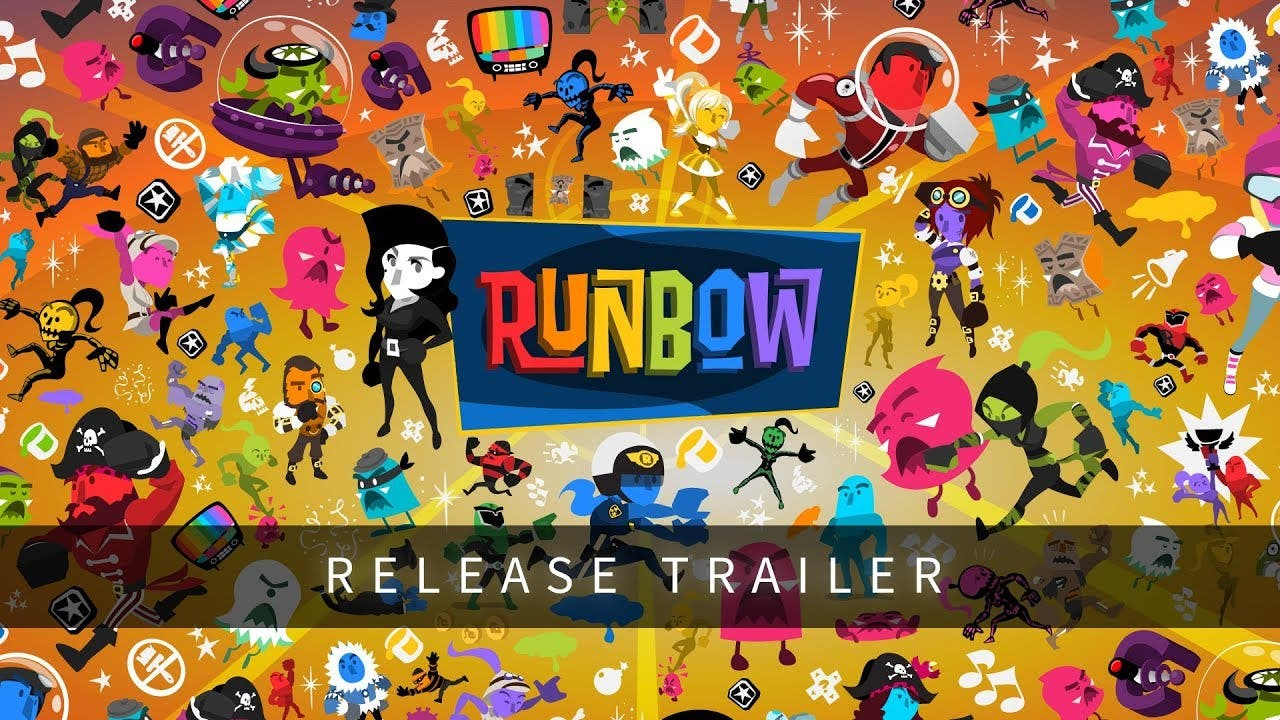 runbow is now available on plays