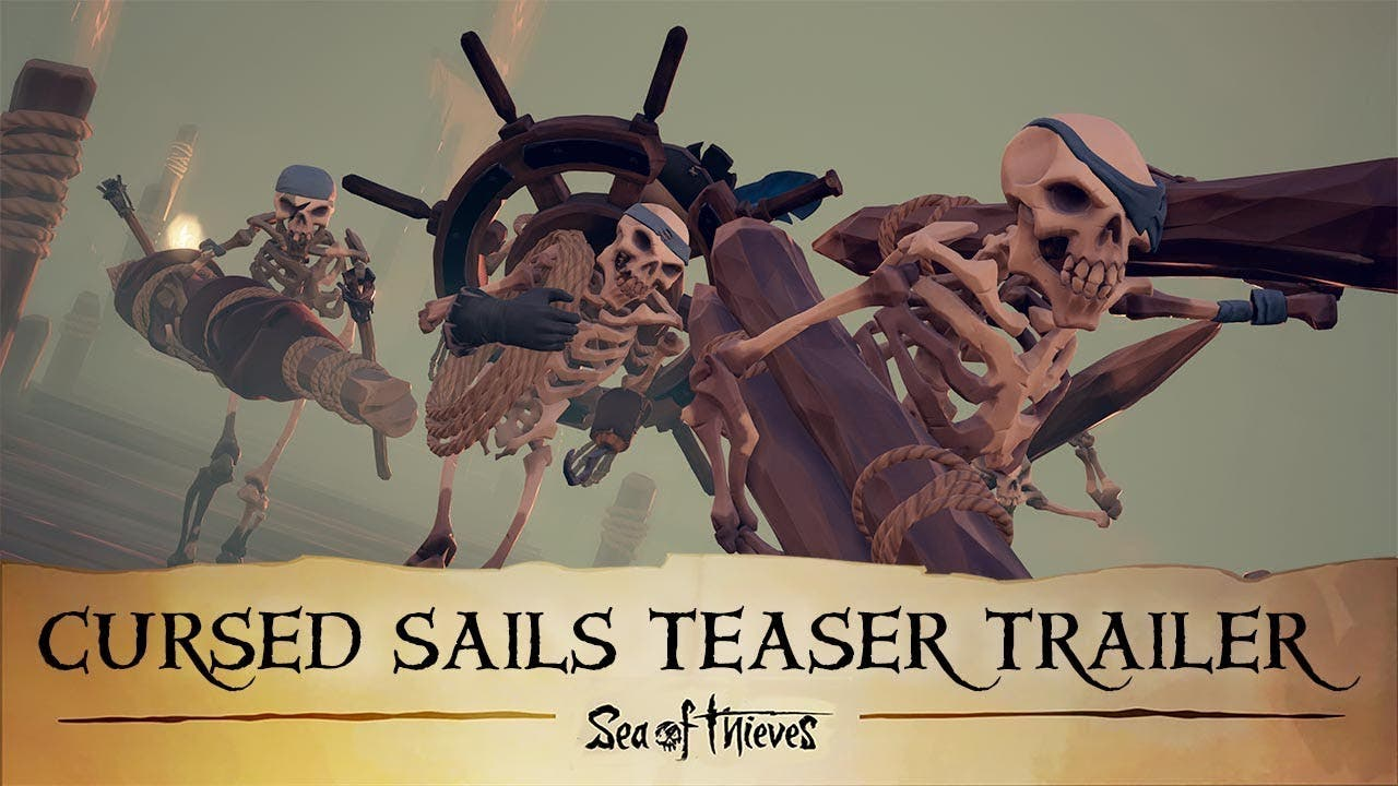 sea of thieves gets first of two