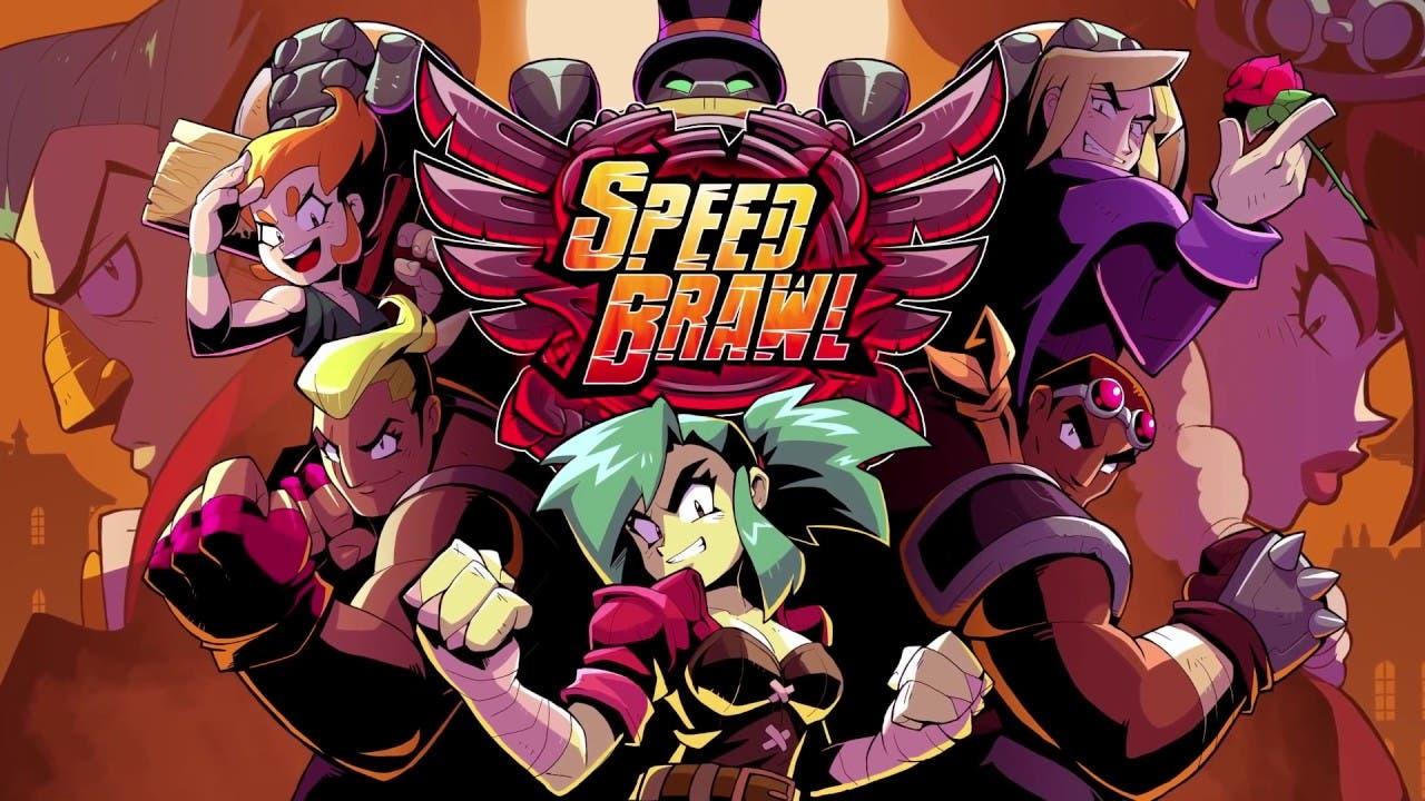 speed brawl gets first gameplay