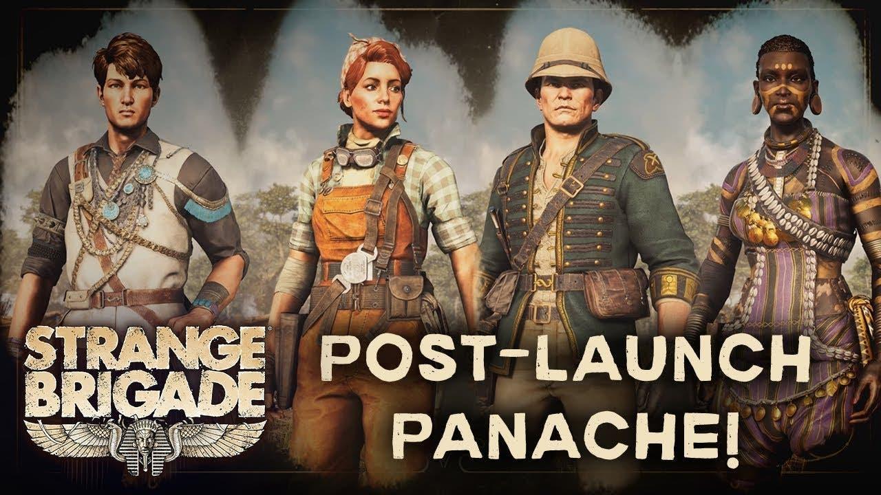 strange brigade trailer details