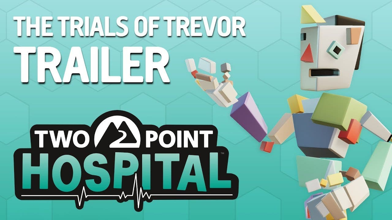 two point hospital trailer goes