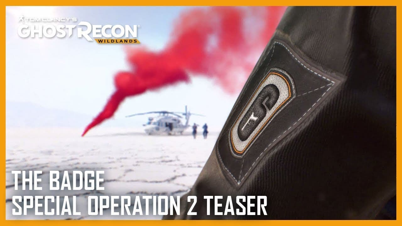 ubisoft continues to tease speci
