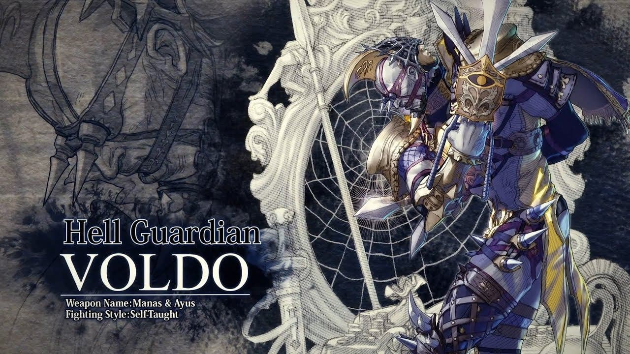 voldo is returning to the stage