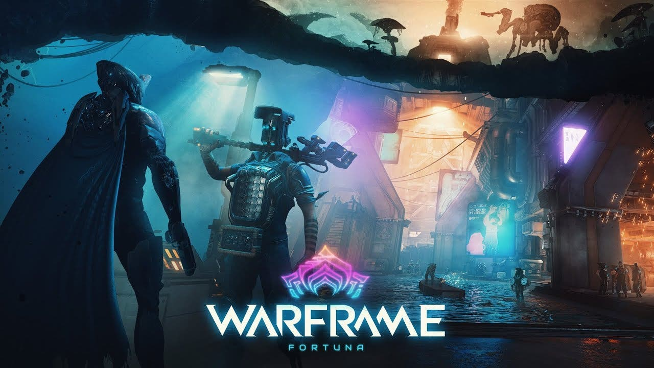 warframe getting new free expans