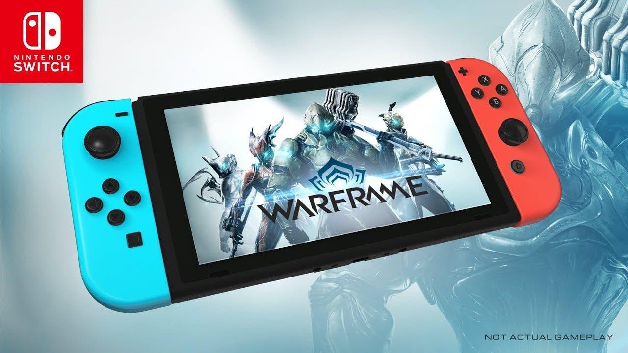 warframe is coming to nintendo s