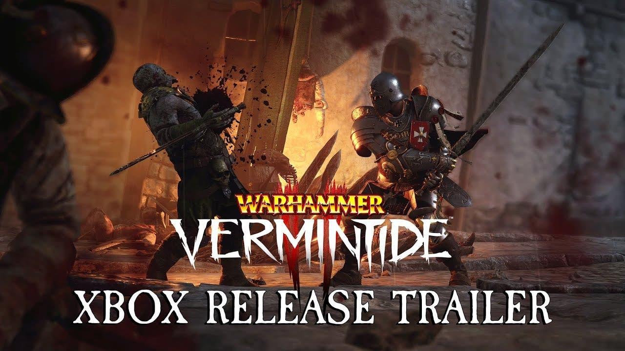 warhammer vermintide 2 smashes o