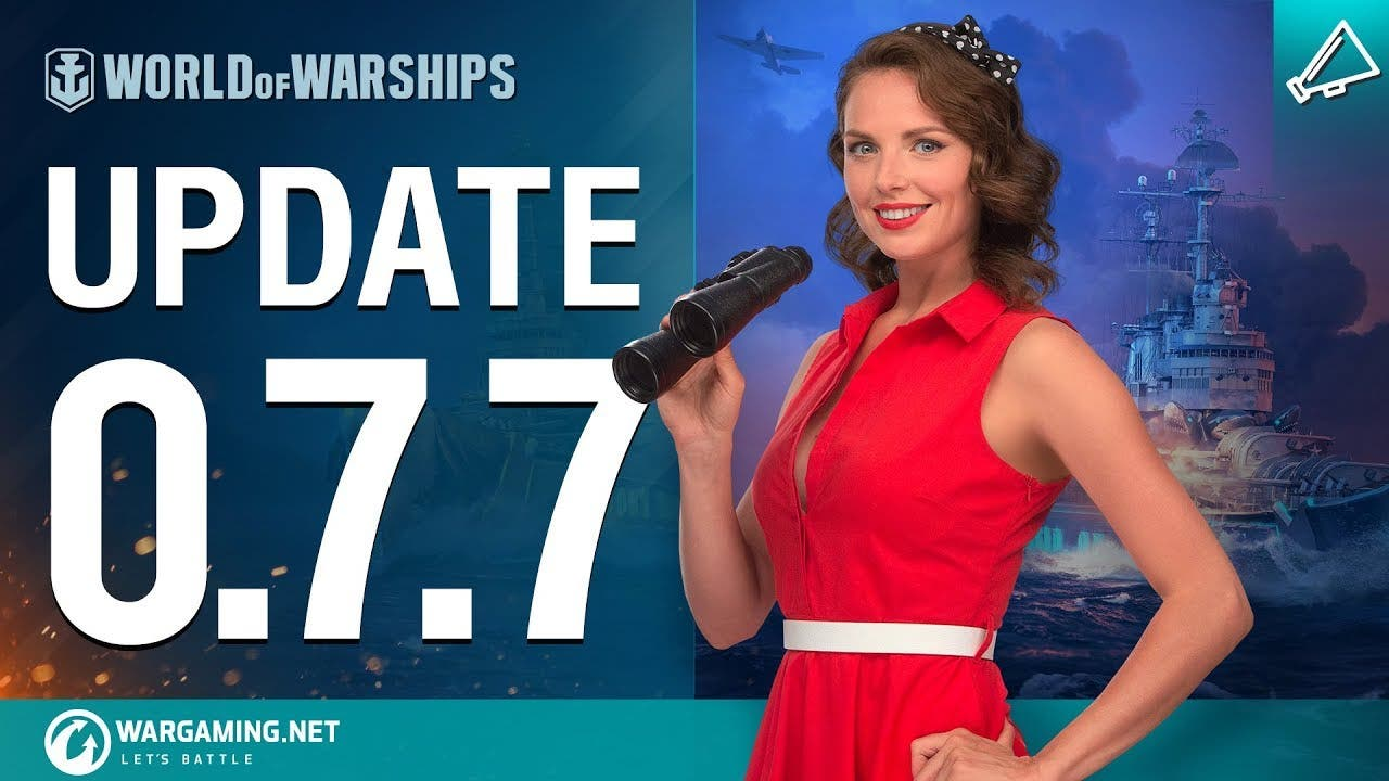 world of warships update 0 7 7 h